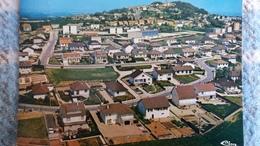 CPSM SANVIGNES LES MINES 71  VUE GENERALE AERIENNE ED CIM 1987 AUTRE MODELE PAVILLONS - Andere Gemeenten