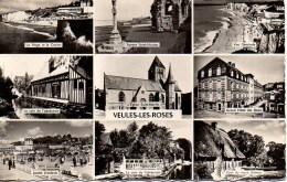 76 VEULES-les-ROSES  Multivues - Veules Les Roses