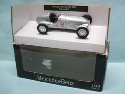 NewRay - MERCEDES BENZ W125 W 125 1937 Silberpfeil BO 1/43 - Andere
