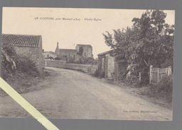 Vendée - La Couture Pres Mareuil Sur Lay - Vieille église - France