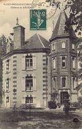 - Dpts Div.-ref-PP620 - Eure Et Loir - Saint Denis D Authou - St Denis D Authou - Chateau Du Mezeray - Chateaux -etat- - Autres Communes