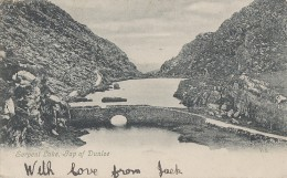 Ireland - Kerry Killarney - Serpent Lake - Gap Of Dunloe - Postmarked  1904 - Kerry