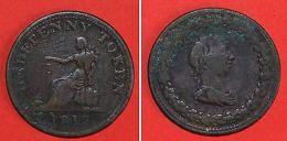 Monnaies Angleterre  - Half Penny Token 1812 - Monnaies