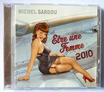 CD MICHEL SARDOU - ETRE UNE FEMME - ROMAIN HUGAULT 2010 - Disques & CD