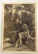 FIDANZATI CART. FOTOGRAFICA CARTA AGFA 1941  FG - Coppie