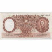 TWN - ARGENTINA 272f - 100 Pesos 1954-68 Serie C - Signatures: Fabregas & Otero Monsegur AXF - Argentina