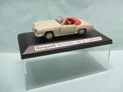 Hongwell / Cararama - MERCEDES BENZ 190 SL Cabriolet Reboitée 1/43 - Cararama (Oliex)