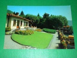Cartolina Lenno ( Lago Di Como ) - Villa Jole - Giardino 1965 Ca - Como