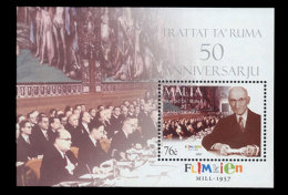 Malta 2007 Miniature Sheets - Anniversaries - Malta