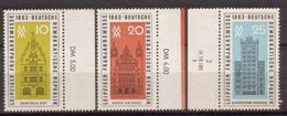 DDR , 1963 , Mi.Nr. 947 - 949 ** / MNH - [6] Repubblica Democratica