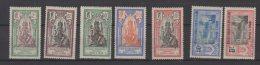 Inde Série N° 49 / 55 Neufs Avec Charnières * - India (1892-1954)
