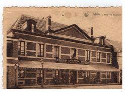 """Schilde """" Hotel Het Keizershof """" (kaart Vertoont Wat Ouderdomsvlekken Zie Scan) - Schilde"""