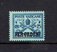 VATICAN...MNH...1931... - Colis Postaux