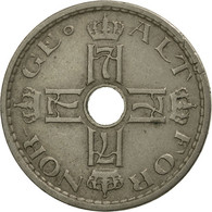 Norvège, Haakon VII, 50 Öre, 1927, SUP, Copper-nickel, KM:386 - Norvège