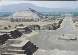 MEXIQUE---MEXICO--plaza De La Luna---voir 2 Scans - Mexique
