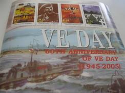 Nevis History WWII VE DAY - 2. Weltkrieg