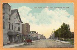 Carrington ND 1905 Postcard - Dickinson
