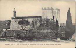 Remoulins - L'Eglise De Saint-Bonnet - Remoulins