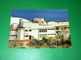 Cartolina Monopoli ( Bari ) - Hotel Villaggio Torre Cintola 1980 Ca - Bari