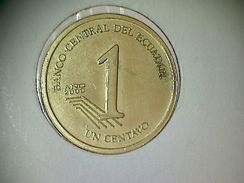 Ecuador 1 Centavo 2000 - Ecuador