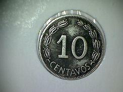 Ecuador 10 Centavos 1964 - Ecuador