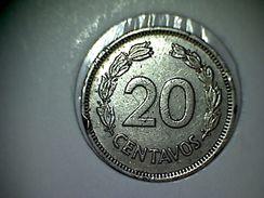 Ecuador 20 Centavos 1978 - Ecuador