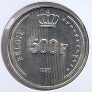 BOUDEWIJN * 500 Frank 1990 Vlaams  BELGIE * PRACHTIG / F D C * Nr 9336 - 1951-1993: Baudouin I