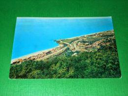 Cartolina Cittadella Del Capo ( Cosenza ) - Veduta Aerea 1974 - Cosenza
