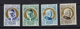 VATICAN...1951...Scott#145-8...mh - Unused Stamps