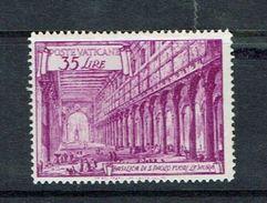 VATICAN...1949...Scott #129...mh - Vatican