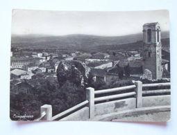 Cartolina Campobasso - Veduta Generale 1955 - Campobasso