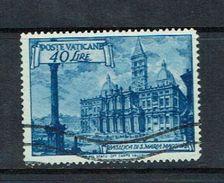 VATICAN...1949...Scott #130...used - Vatican