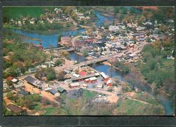 CPSM Format CPA - Aerial View Of CLINTON - Clifton
