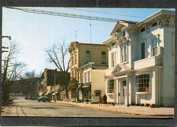 CPSM Format CPA - CLINTON - Main Street, Animé - Automobiles - Clifton