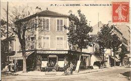 La Garenne Colombes - Pf 4 - Rue Voltaire Et Rue De Sartoris - La Garenne Colombes