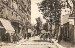 La Garenne Colombes - EM 7004 - Rue Voltaire - La Garenne Colombes