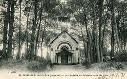 CPA 82 SAINT BREVIN  La Chapelle - Saint-Brevin-l'Océan