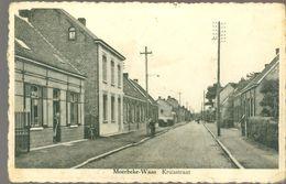 Moerbeke - Waas  :  Kruisstraat - Moerbeke-Waas