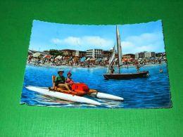 Cartolina Riviera Di Rimini - In Gita 1957 - Rimini