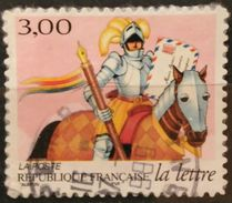 FRANCIA 1998 Postal Communication Through Times. USADO - USED. - Francia