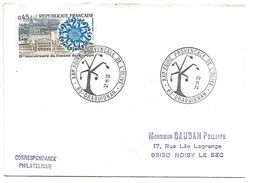 OBLITERATION FOIRE PROVENCALE DE L'OLIVE à DRAGUIGNAN VAR 1974 - Commemorative Postmarks