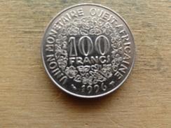 West Africa  100  Francs  1996  Km 4 - Autres – Afrique