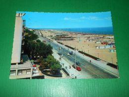 Cartolina Riviera Di Rimini - Lungomare 1963 - Rimini