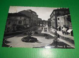 Cartolina Alessandria - Piazza G. Marconi 1953 - Alessandria