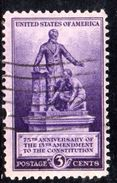 XP1713 - STATI UNITI 1940 , Yvert N.  454 Usato . - Used Stamps