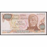 TWN - ARGENTINA 304d1 - 1000 1.000 Pesos 1976-83 Serie H - Signatures: Lopez & Ianella UNC - Argentine