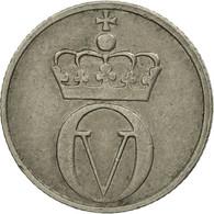 Norvège, Olav V, 10 Öre, 1972, SUP, Copper-nickel, KM:411 - Norvège