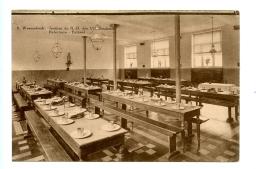 Wesembeek - Institut De N.-D. Des VII Douleurs - Réfectoire - Eetzaal - Wezembeek-Oppem