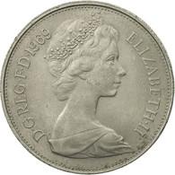 Grande-Bretagne, Elizabeth II, 10 New Pence, 1969, SUP, Copper-nickel, KM:912 - 1971-… : Monnaies Décimales