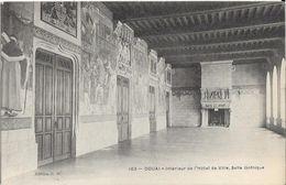 Douai - Intérieur Hôtel-de-Ville - Douai
